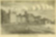 Lithograph of the Kington Asylum