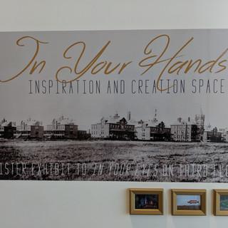 Exhibition entry