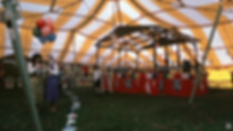Strange Brew Oktoberfest tent