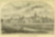 Lithograph ofthe London Asylum