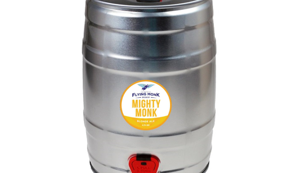 Mighty Monk 5L Mini Can