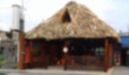 Pizza Bacalar Lagoon, where to eat Bacalar