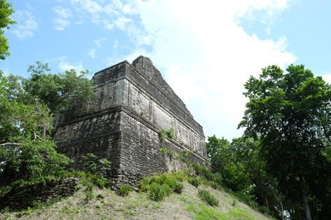 Zona Arqueológica Dzibanché