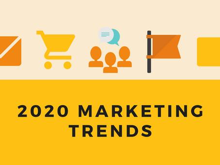 Marketing Trends in 2020