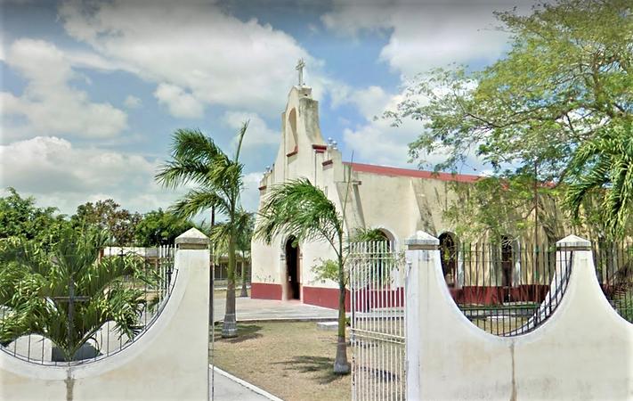 San Joaquin Church Bacalar