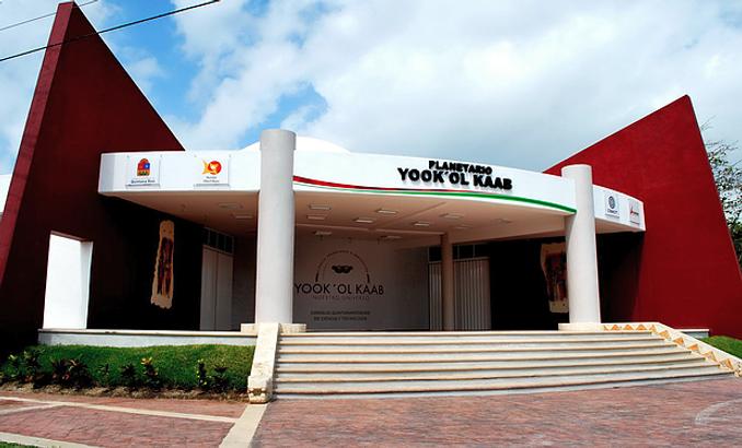 Planetario de Chetumal