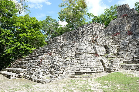 Ancient Mayan City Kohunlich