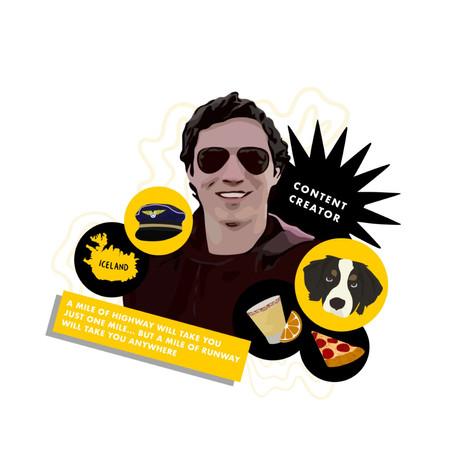 Jorge Luis - Content Creator