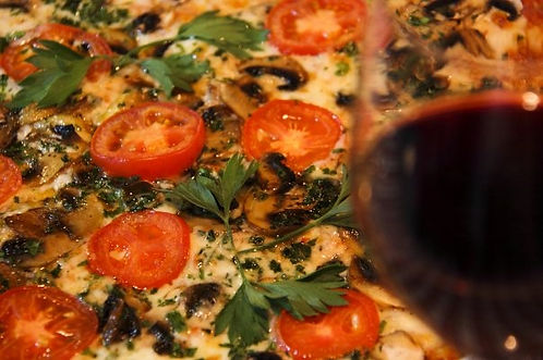 Pizza Bacalar Lagoon, the best pizza in Bacalar