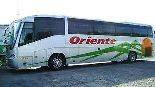 Autobus Oriente de Chetumal a Bacalar Sunrise Villa