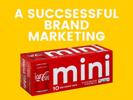 A Successful Brand Marketing
