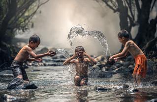Wasser ... unser Lebenselixier