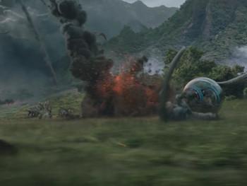 Jurassic World: Lost Franchise