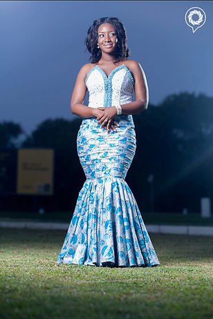 Ghana Engagement Wear, recipe2wed