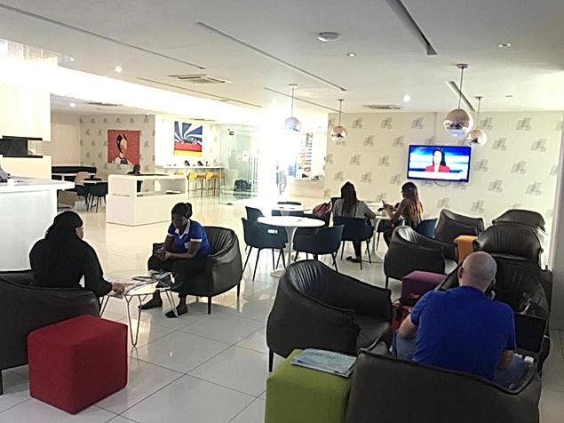 989 Coworking - Murtala Mohammed interna