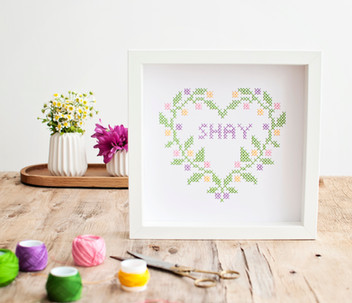 Embroidery Names