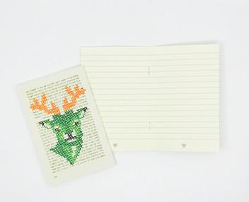 Printed Small Notepad