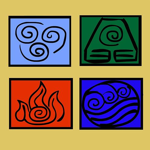 Elemental Blends