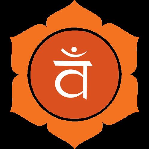 Sacral Chakra Clearing & Balancing Bag