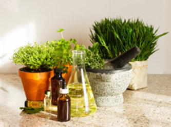Essential Oils & Herbs Workshop
