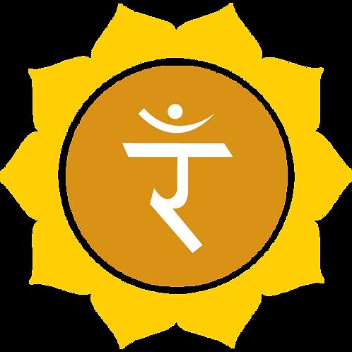 Solar Plexus Chakra Clearing & Balancing Bag
