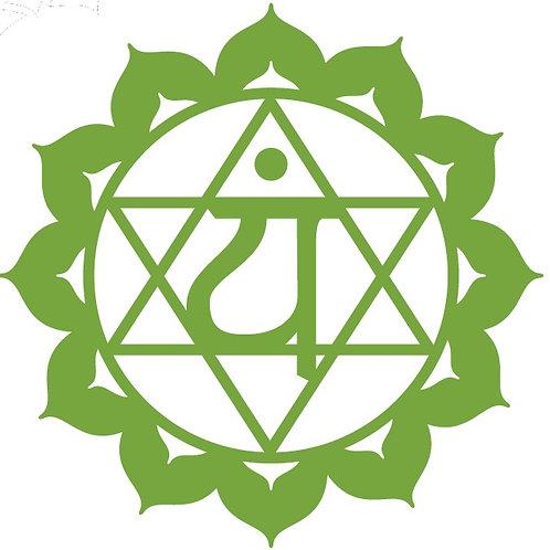 Heart Chakra Clearing & Balancing Bag