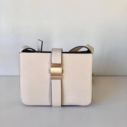 Beige Square Bag