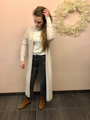 Alana Cardi Long Ivory