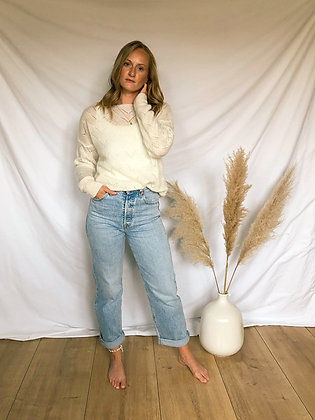 Susan Sweater Ivory
