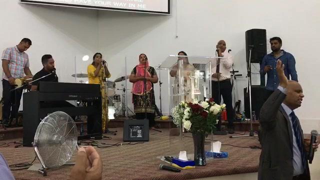 Live from Calvary church Birmingham