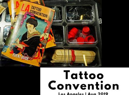 LA Annual Tattoo Convention   Aug 2019