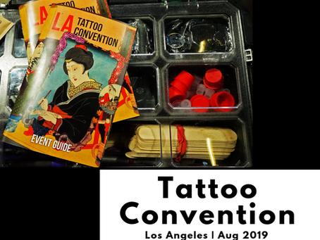 LA Annual Tattoo Convention | Aug 2019