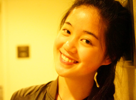 Alice: The experience of studying abroad is priceless; all my struggles and pains are worth it