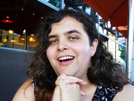 Sofia: I'm a transwoman with pride