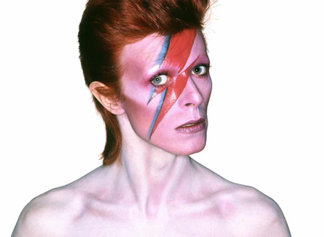 On Barnabas, Caitlyn, Bowie, and heroes