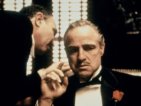 On Vito Corleone, complexity, and holiness