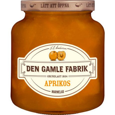 Marmelad Aprikos, Den Gamle Fabr. 380 g