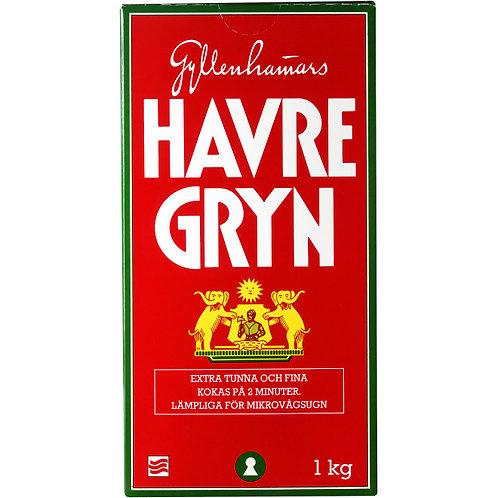 Gyllenhammars, Havregryn, 1000gr