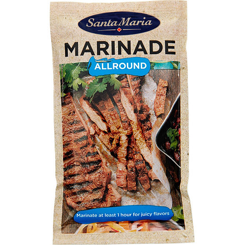 Santa Maria BBQ Marinad Allround, 75gr