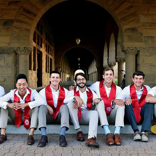 Stanford University Graduation
