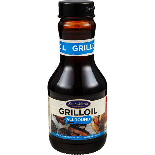 Santa Maria Grillolja BBQ Allround, 270ml