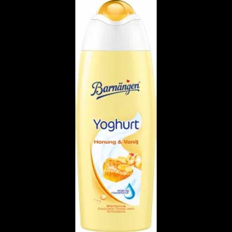 Barnängen Dusch Yoghurt Honung & Vanilj, 250ml