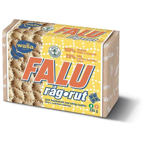 Wasa Knäckebröd Falu Råg Rut, 235gr
