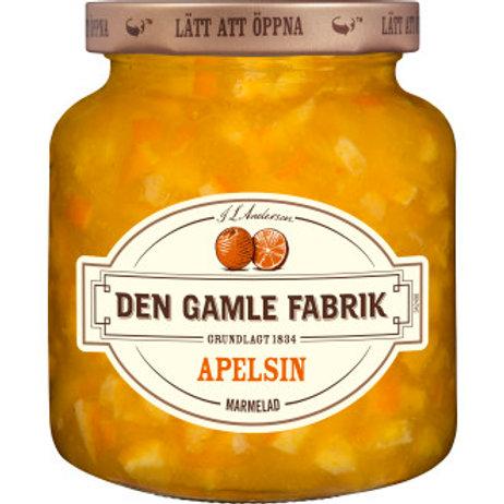 Marmelad Apelsin, Den Gamle Fabr. 380 gr