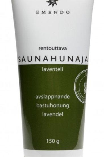 EMENDO Saunaunnaja / Traditioneller Saunahonig Lavendel, 150gr