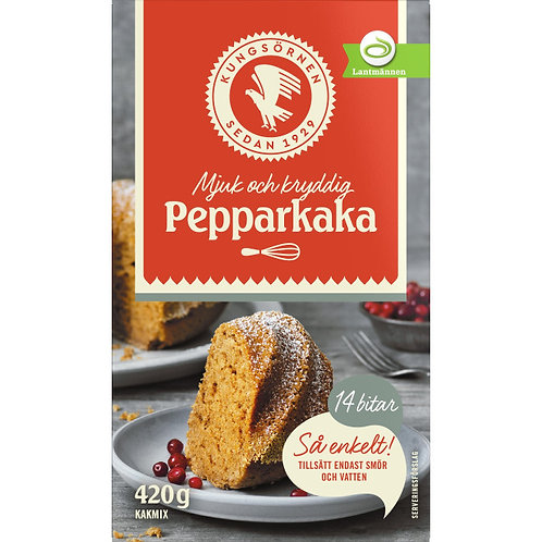 Bakmix Pepparkaka von Kungsörnen, 420gr.