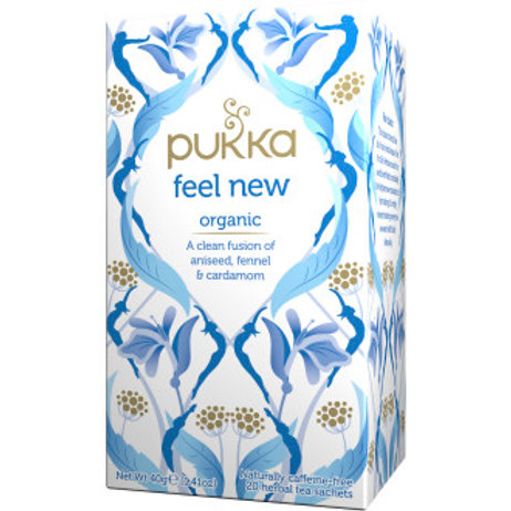 Pukka Te Feel New 20 st