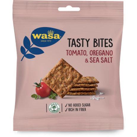 Wasa, Tasty Bites Tomat &Oregano, 50gr