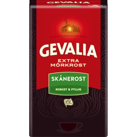 Bryggkaffe Extra Mörkrost, Gevalia 450 gr.