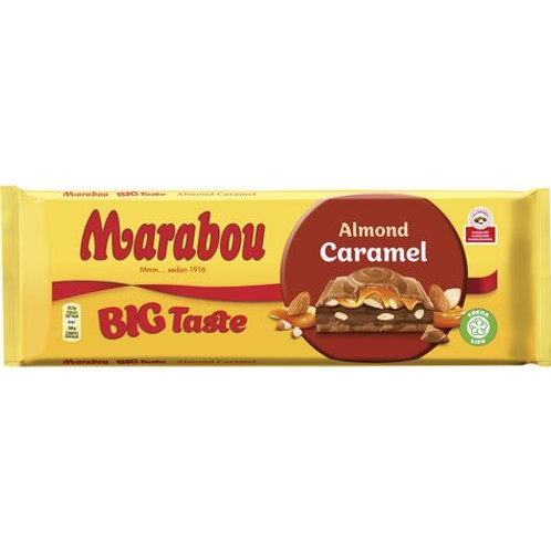 Marabou, Big Taste Almond Caramel, 300gr